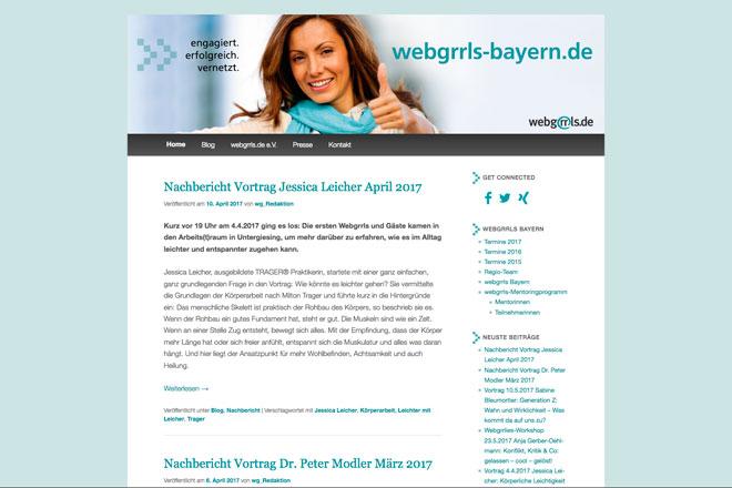 Webgrrls Bayern